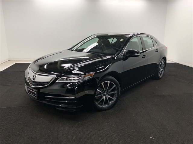 Certified Pre-Owned 2016 Acura TLX 3.5L V6