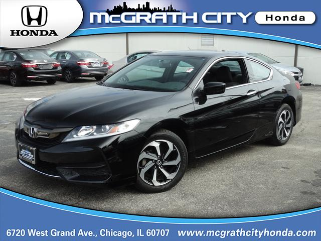 Certified Pre Owned 2017 Honda Accord Coupe Lx S