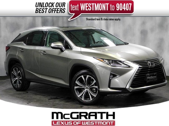 New 2015 Lexus RX 350 Awd Navigation
