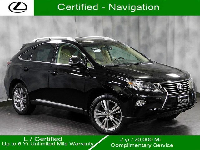 Certified Pre-Owned 2015 Lexus RX 350 Awd/Nav/19 AWD