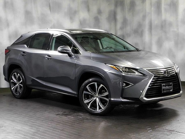 Certified Pre Owned 2017 Lexus RX 350 Awd Navigation