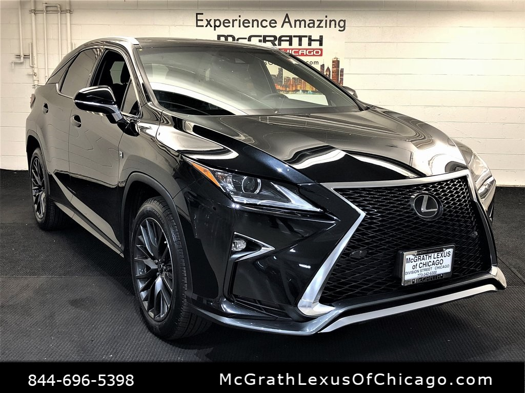 ... Certified Pre Owned 2017 Lexus RX 350 4D Sport Utility In Chicago