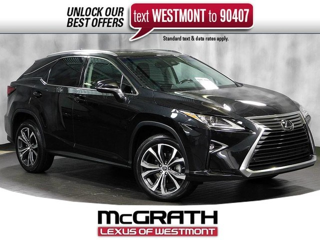 New 2018 Lexus RX 350 Awd Navigation