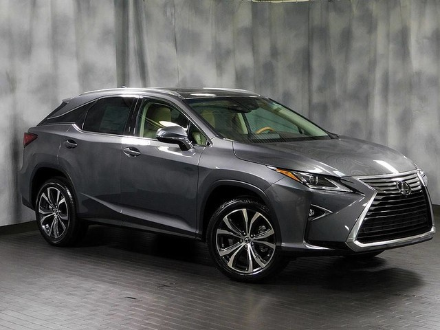 New 2019 Lexus RX 350 Awd Navigation