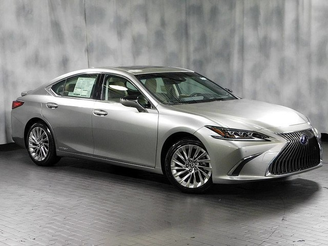 New 2019 Lexus ES 300h Luxury Hybrid