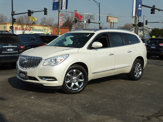 Beautiful Pre Owned 2014 Buick Enclave Leather