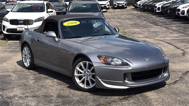 Pre-Owned 2008 Honda S2000 Base