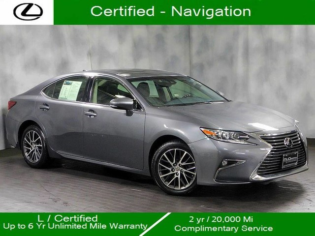 Certified Pre-Owned 2016 Lexus ES 350 Navigation