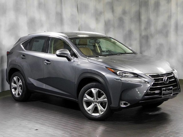 Certified Pre Owned 2017 Lexus Nx 200t Awd Navigation