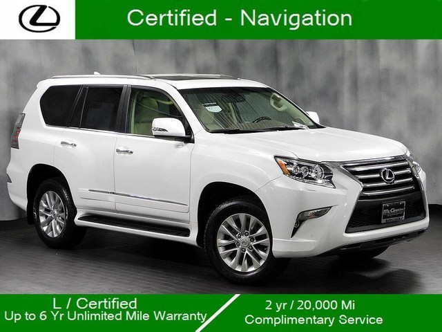 2018 Lexus GX460: What Should We Expect? >> Certified Pre Owned 2018 Lexus Gx 460 4wd Navigation Four Wheel Drive Suv