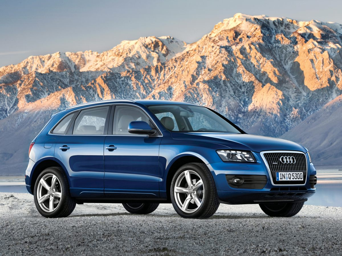 PreOwned Audi Q T Premium D Sport Utility In Chicago - Mcgrath audi