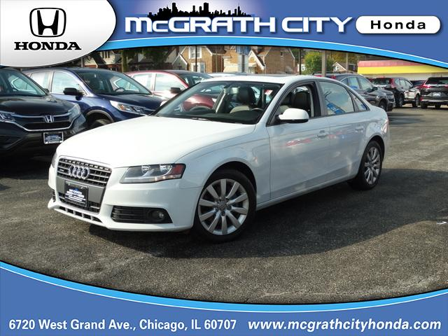 PreOwned Audi A T Premium Dr Car In Chicago HPH - Mcgrath audi