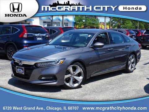 Pre-Owned 2018 Honda Accord Sedan Touring 2.0T