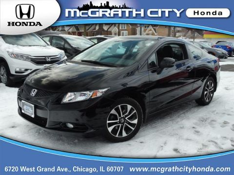 Pre-Owned 2013 Honda Civic Cpe EX-L