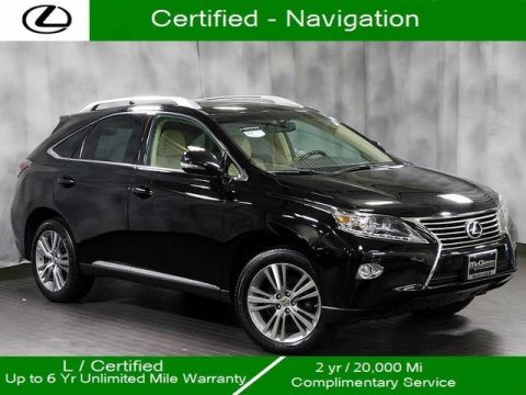 Certified Pre-Owned 2015 Lexus RX 350 Awd/Nav/19