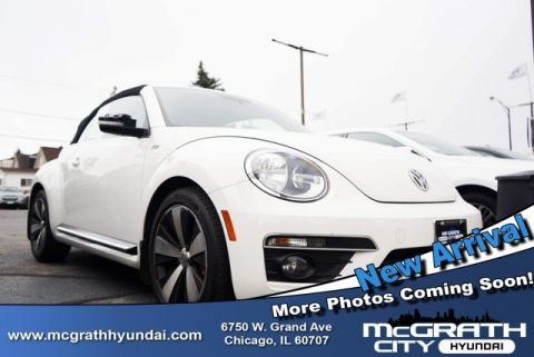 Pre-Owned 2014 Volkswagen Beetle Convertible