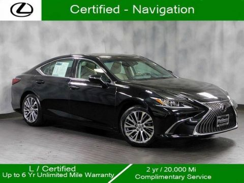 Certified Pre-Owned 2019 Lexus ES 350 Navigation
