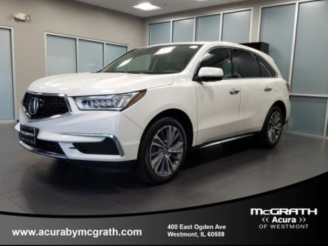 Certified Pre-Owned 2017 Acura MDX 3.5L