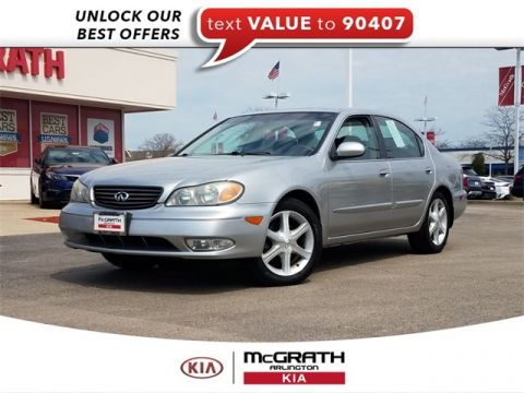 Pre-Owned 2003 INFINITI I35 Luxury