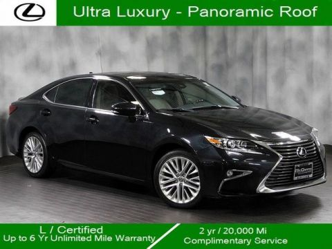 Certified Pre-Owned 2016 Lexus ES 350 Ultra Luxury