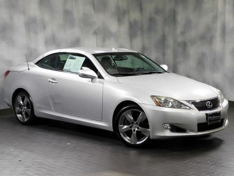 Pre-Owned 2010 Lexus IS 350C Navigation