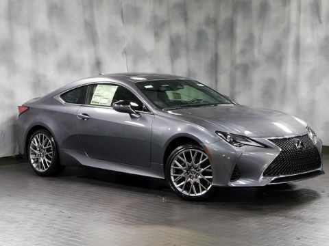 New 2019 Lexus RC 300 Awd Premium