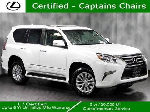 Certified Pre-Owned 2017 Lexus GX 460 4WD Navigation