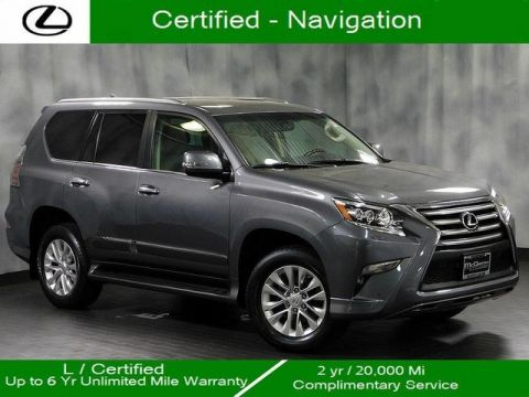 Certified Pre-Owned 2016 Lexus GX 460 4WD Navigation