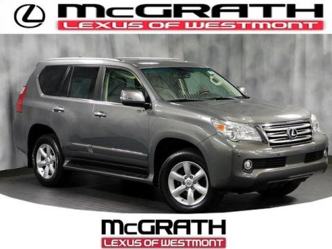 Pre-Owned 2010 Lexus GX 460 4WD Navigation