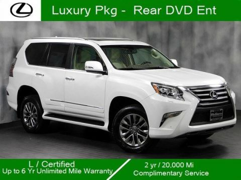 Certified Pre-Owned 2014 Lexus GX 460 4WD Luxury